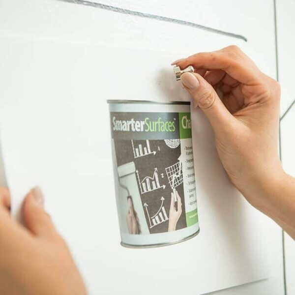 magnetic paint magnet wall