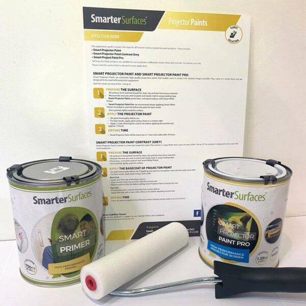 projector paint pro full kit with application guide